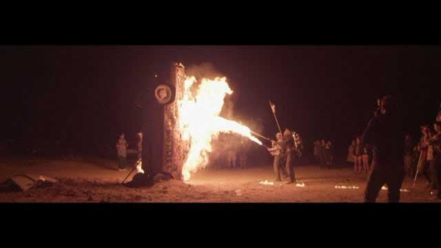 flamethrowercar